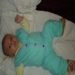 бебе трети месец