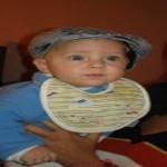 бебе шести месец
