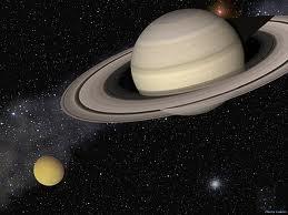Сатурн и Титан