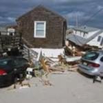 след ураган