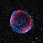 най-ярката супернова