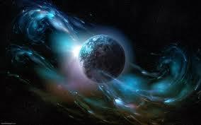космически вятър