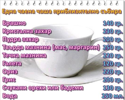 чаена чаша