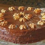 кехлибарена торта