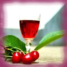 коктейл с вишни и водка
