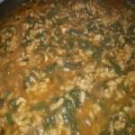 лапад с ориз