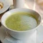 супа със спанак
