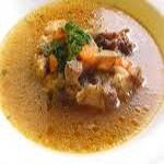 супа от говежда опашка