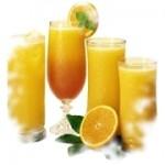 смесена портокалова напитка