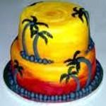 торта тропикал