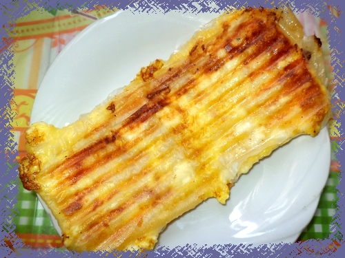 банички в тостер-грил