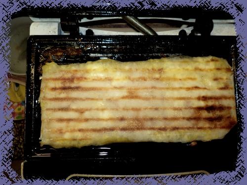 банички в грил тостер