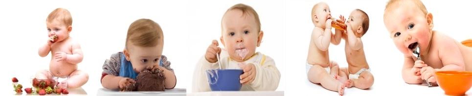 захранване на детето