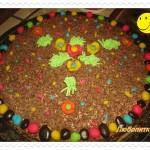 декорация на торта