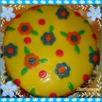 покритие за торти с марципан варна