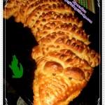 крокодил от тесто с плънка