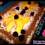 лека торта без печене