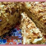 страхотна торта наполеон