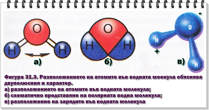 водна молекула